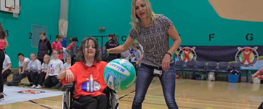 ILS sponsors Panathlon Challenge's west counties title competition