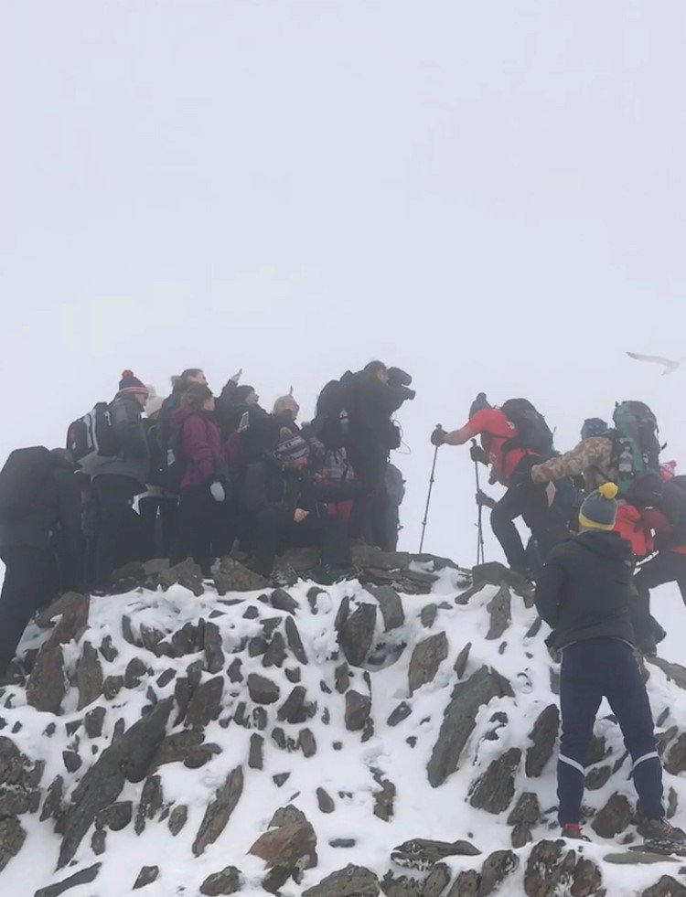 Case Manager Kim to climb Mera Peak!