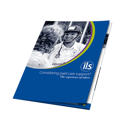 Considering Paid Care Support Brochure