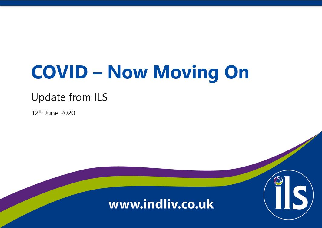 COVID - Moving On