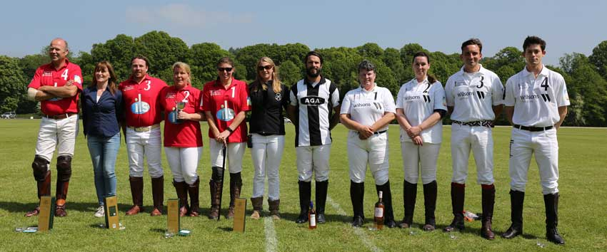 ILS Sponsors at the hugely successful Heroes Polo Day